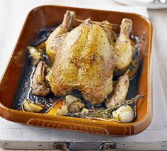 Gordon's chicken roast. I have his cookbooks and each recipe is a winner!