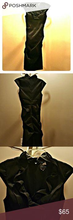Selling this Escape Black Cocktail Dress... on Poshmark! My username is: hkmscloset. #shopmycloset #poshmark #fashion #shopping #style #forsale #escape #Dresses & Skirts