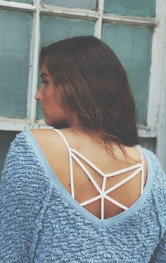Dare To Defy Convention: Show Your Straps | Free People Blog #freepeople