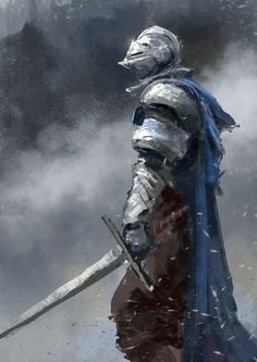 wearepaladin:  Tournament Knight by Mac-tire                              …