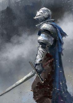 wearepaladin: Tournament Knight by Mac-tire