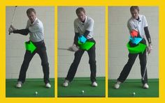Accelerate at Bottom of Golf Swing, Not Top 2