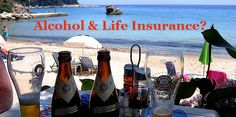 All about drinking alcohol and buying a life insurance plan. Includes problem drinking (including alcoholism), the type of medical testing required and how to fast-track the application. #lifeinsurance #alcohol