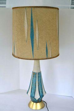 Cool original 1950s lamp