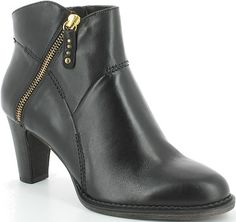 s.Oliver női bőr bokacsizma Booty, Ankle, Shoes, Fashion, Moda, Swag, Zapatos, Wall Plug, Shoes Outlet