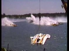 FLIP OVER OF TRENDWEST HYDROPLANE DETROIT GOLD CUP 2003 Gold Cup, Tri Cities, Race Cars, Planes, Detroit, Boats, Racing, Vintage, Drag Race Cars