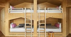Pierre Yovanovitch Reimagines the Swiss Chalet Pierre Yovanovitch, Kids Bedroom, Kids Rooms, Childrens Bedroom, Kid Spaces, Home Decor Inspiration, Design Trends, House Design, Interior Design