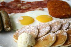 Crafting For Kids Brunch Breakfast Photo, Breakfast Pancakes, Savory Breakfast, Healthy Breakfast Recipes, Healthy Recipes, Breakfast Ideas, Healthy Foods, Hemp Recipe, Good Food