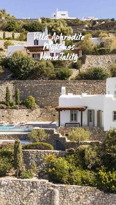 Mediterranean Homes, Villa Design, Luxury Holidays, Corfu, Luxury Villa, Aphrodite, Mykonos, Luxury Travel, Luxury Homes