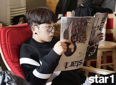 Block B - @ Star1 Magazine December Issue '14