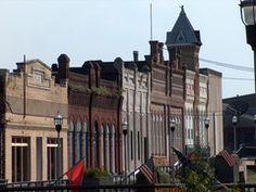 Downtown Morristown