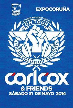 Carl Cox & Friends 2014