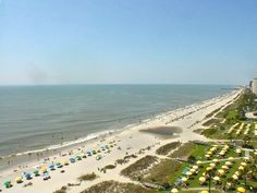 Located at the Palm's Resort, this gorgeous ocean front, corner condo has wireless internet and offers one of the most spectacular views in Myrtle Beach. The condo has a king-size bedroom, queen-size bedroom and ...