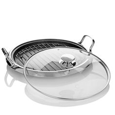 Curtis Stone DuraPan Nonstick 12' Multipurpose Pan * Click image to review more details.