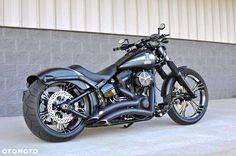 Ogłoszenie: Harley-Davidson Softail 2013r Breakout Full Custom 1,7ccm Nine Hills Motorcycles - 135 000 PLN