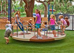 6118 - Space Whirl   Playground Whirls   Playground Equipment   GameTime