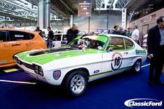 Immaculate 3-litre MK1 Ford Capri. Ford Capri, Modified Cars, Mk1, Firebird, Old Cars, Cars And Motorcycles, Muscle Cars, Vintage Cars, Race Cars