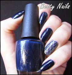 Betty Nails: OPI Weekend - Incognito In Sansalito