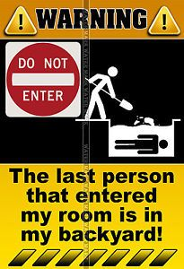 bedroom door signs related pictures keep out signs for bedroom doors