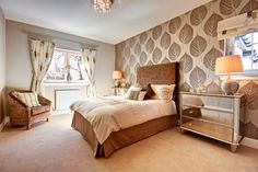 Gorgeous bedroom styles at 'Rowallan Castle' in East Ayrshire: http://bit.ly/1Dltrk1