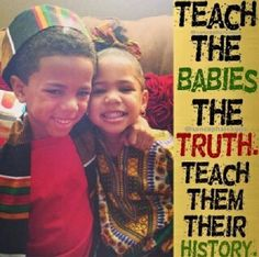 Black history #teach #black #love