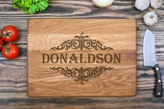 Personalized #Cutting #Board #Wedding Gift Engagement от shesterwood