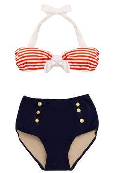 Shoptiques — Sailor Bikini