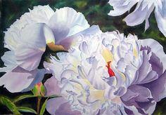 цветы в акварели - 192 фото. Фотографии Нина Мухтулова.