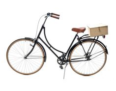 Upcycled 36Boutiques Bicycle - STARLING AND HERO - Designers