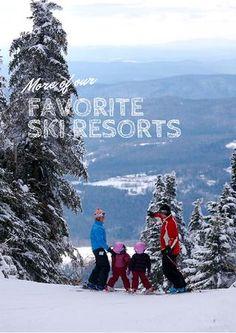 ISSUU - Momtrends Family Ski Guide by Momtrends