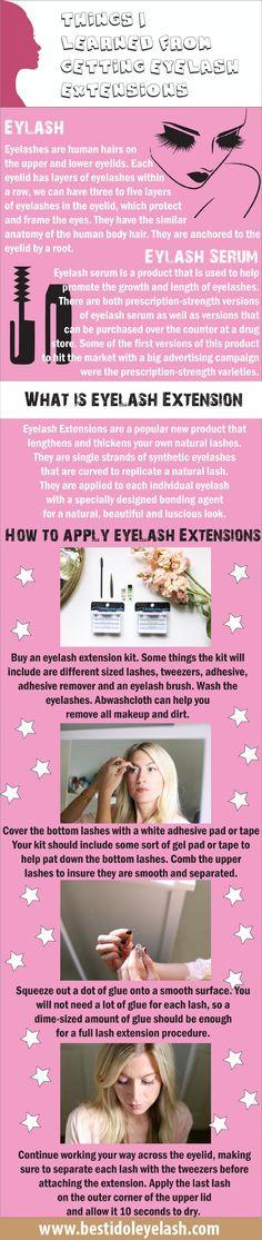 8c472649d8f Eyelash Serum, In Cosmetics, Eyelash Extensions, Eyelashes, Infographic,  Lashes, Lash