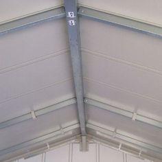 Abri De Jardin PVC GROSFILLEX Déco Maxi 11,21 M2