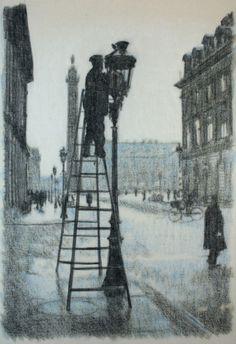 Place Vendôme, 1940's