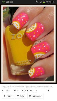 Juicy nails