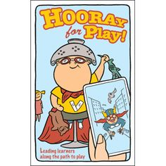 Pick of the Week: Special Savings on Hooray for Play! Activity Cards. Pretend play offers children an opportunity for perspective taking, problem solving, cooperation, social emotional skill acquisition and language development. Children learn through their experiences and what better way to engage in the largest possible array of activities than through pretend play?