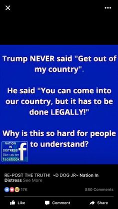 DEBRA GIFFORD (@lovemyyorkie14) | TwitterTHESE ARE THE REAL FACTS! LYIN media has twisted that! Vote Trump and secure our borders!