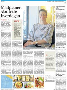 7 maj 2015 - Frederiksborg Amts Avis omtaler nærtstående foredrag med Mads Timmermann :-D