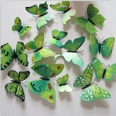 12pcs 3D Butterflies Adhesive Wall Stickers 👇👇👇🎁 FREE+SHIPPING 🚢🚚 🇺🇸 ONLY !! 😜💕