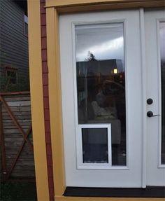 In-the-Glass MaxSeal Pet Door