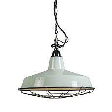 Hanglamp Loek lichtgroen - 92052