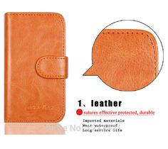 6 Colors Dedicated Multi-Function Card Slot Wallet Style Flip Leather Smart phone Case Cover For Sony Xperia C4 Dual In Stock
