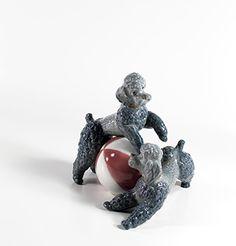 "Lladro ""Playful Dogs"" Collectible Figurine #01258 Retired Glazed Finish Lladro http://www.amazon.com/dp/B00PPFLQ3U/ref=cm_sw_r_pi_dp_RWQ1vb1XK7VWA"