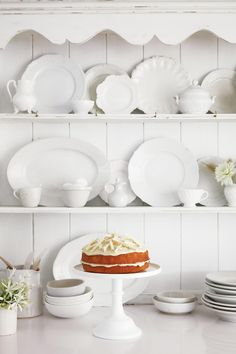 Cardamom Sponge with White Chocolate Icing - The Happy Foodie