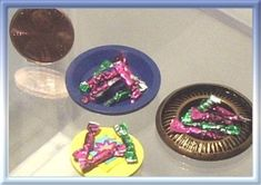 Wrapped Candies - Butterfly Dreams Miniatures