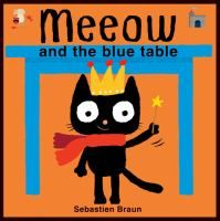 Cover image for Meeow and the blue table
