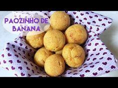 Pão de banana sem glúten, lactose e ovos - Lactose Não por Flavia