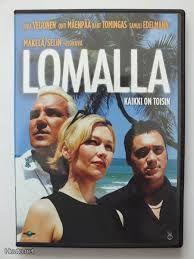 Lomalla dvd