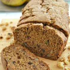 Perfect Banana Bread Recipe - Whole and Heavenly Oven & ZipList