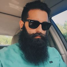 driftin240: I've had my beard for about a year now
