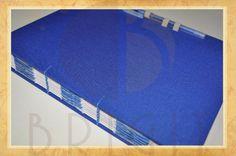 Hand bound book - Bookbinding - Encadernação artesanal -Estúdio Brigit - WorkBook Office